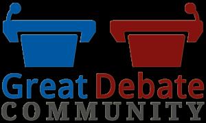 Logo - Great Debate Community